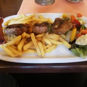 Filetspieß  06/2018 - Parzerwirt - Bad Schallerbach