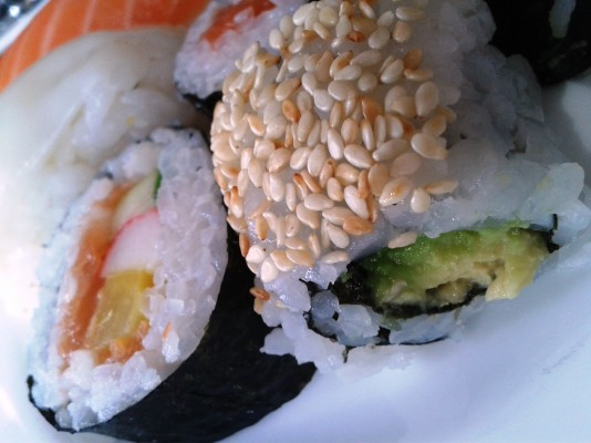 WOK-House - California Roll mit Avocado - Wok House - Wien