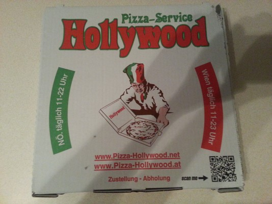 Pizza-Service Hollywood - Brunn am Gebirge