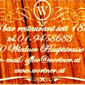 Café Wortner - Visitenkarte - Café Wortner - Wien