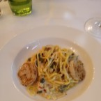 Tagliolini all´Capesante - Cantinetta am Ring - Wien