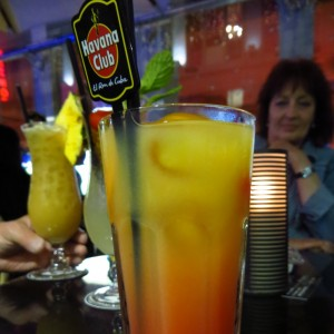 Tequila Sunrise - Loos Bar - Wien