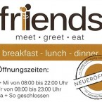 Visitenkarte - friends - Graz