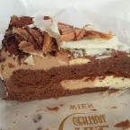 Altenbergtorte - Café Central - Wien