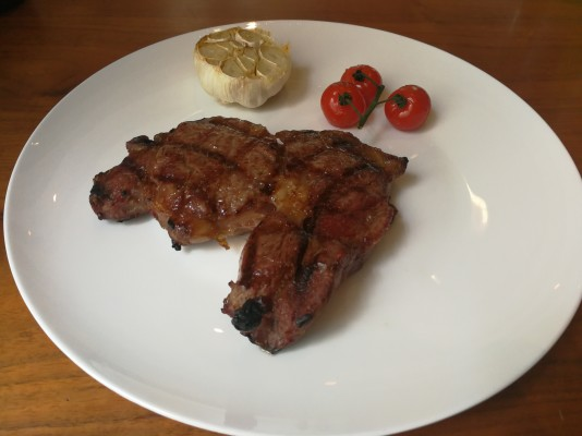 Rib Eye Steak 300 g - DSTRIKT - Wien