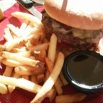 TGI Friday's Jack Daniel's Burger & Fries - TGI Friday's - Wien