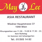 May Lee Treuepass 1 - May Lee - Wien
