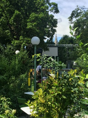 Volksgarten Pavillon Wien Fotos Restauranttesterat