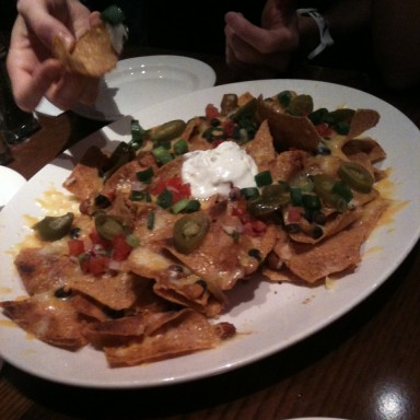 Nachos - Hard Rock Cafe - Wien