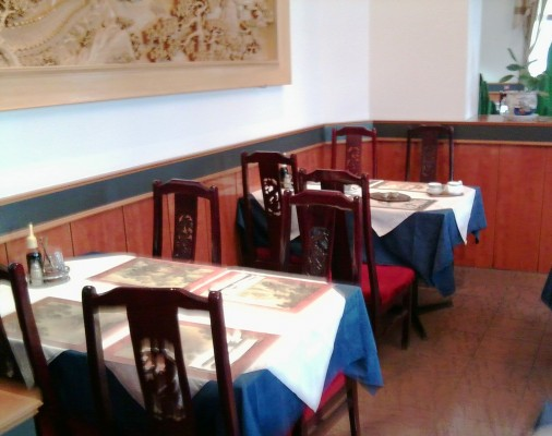 China Restaurant Quo Ching Im Lokal - Quo Ching - Wien