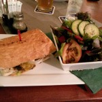 Philly Sandwich - Champions American Pub and Grill - Graz