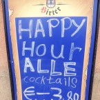 Happy Hour - Quan Lounge - Wien