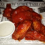 Spicy Buffalo Wings - Fischer's American Restaurant - Wien