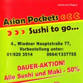 Asian Pockets - Flyer 01 - Asian Pockets - Wien
