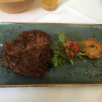 Rib Eye Steak - HUTH Grillhouse da max - Wien