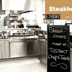 Dstrikt Lokaltest mit Video: http://www.steaklovers.at/steak-lokale/dstrikt - DSTRIKT - Wien