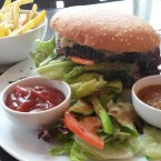 Styrian Burger - Delicious Monster -  Wien