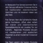 5 Senses - Flyer-06 - 5 Senses - Novotel Wien City - Wien