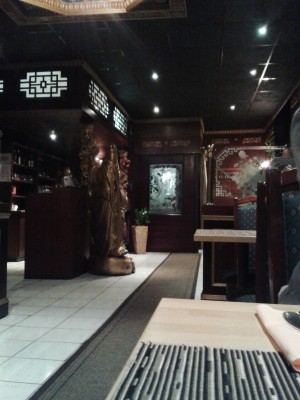 Im Lokal - China-Restaurant Lucky Friend - Wien