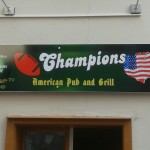 Champions American Pub and Grill