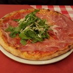 Pizza Primavera - DA FRANCESCO - Wien