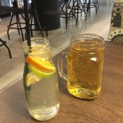 Homemade Lemonade - Holunder, Apfelsaft