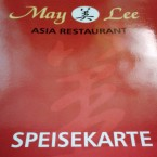 May Lee Speisekarte - May Lee - Wien