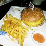Cheeseburger - Rox Bar & Grill - Graz
