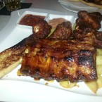 Western Style Ribs and Wings - Clocktower American Bar & Grill - Wien-Süd - Brunn am Gebirge