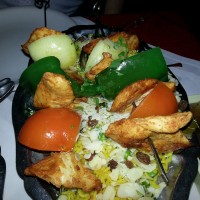 Chicken Shashlik - Bombay - WIEN