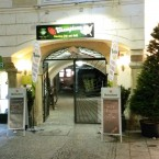 Eingang Stempfergasse - Champions American Pub and Grill - Graz