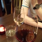 Rotwein zur Pizza - That's Amore - Wien