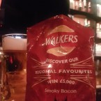 Starabrno Bier + Walkers Chips - Johnnys - Wien