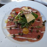 Carpaccio of Tender Irish Beef - O'Connors Old Oak - Wien