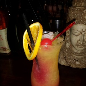 Tequila Sunrise - Planter's Club - Wien