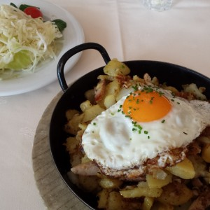 tiroler groestl - Alte Post - Fieberbrunn