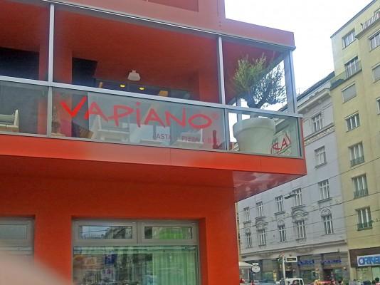 Vapiano Wien Mitte Wien Fotos Restauranttesterat
