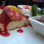 New York Cheesecake - Harley Davidson - Clocktower American Bar & Grill - Graz