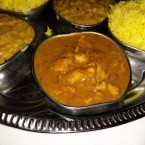Chicken Curry - Curry-Insel - Wien