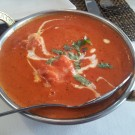 Murg Makhani ('Butter-Chicken')