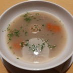 "Gansleinmachsuppe - Gasthof-Pension ""Zur Bruthenne"" - Furth/Triesting"