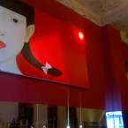 links die Wand - Bolena – Osteria Austria und Eventlocation - Wien