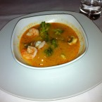 Tom Yum Suppe - Fusan - Wien