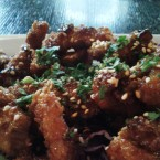 TGI Fridays - Sesame Jack Chicken Stripes (EUR 8,90) - TGI Friday's - Wien