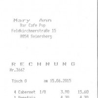 Mary Ann Cafe - Pub - Bar - Seiersberg