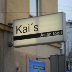 Kai´s Asian Food - Wien