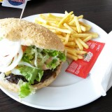Cheese-Burger - Mediterran BurgerGrill - Lannach