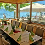 Seehof Attersee Restaurant - Seehof Attersee - Attersee am Attersee