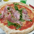 Pizza Crudo - Gallo d´Oro - Graz