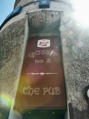 Gossip no2 - The Pub - Wien